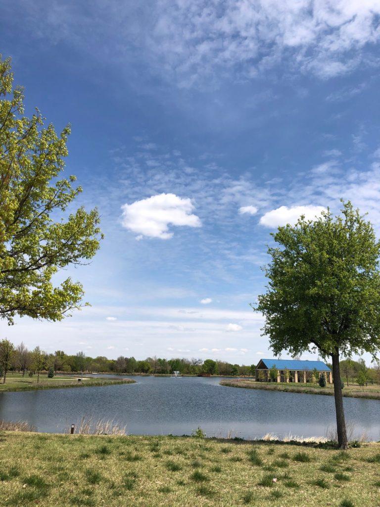 テキサスの公園
