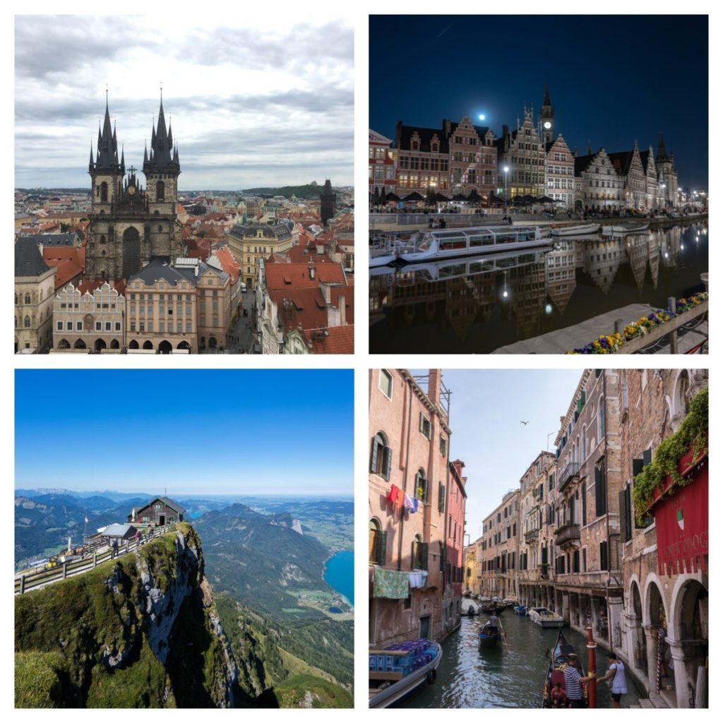 ヨーロッパの街
