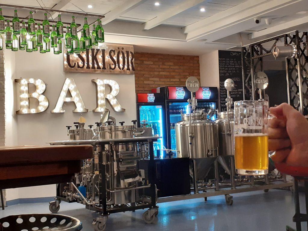 ビール製造器