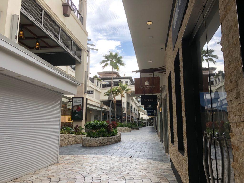 Ala Moanaショッピングセンター