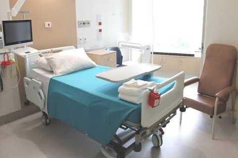 オーストラリアの病院の様子