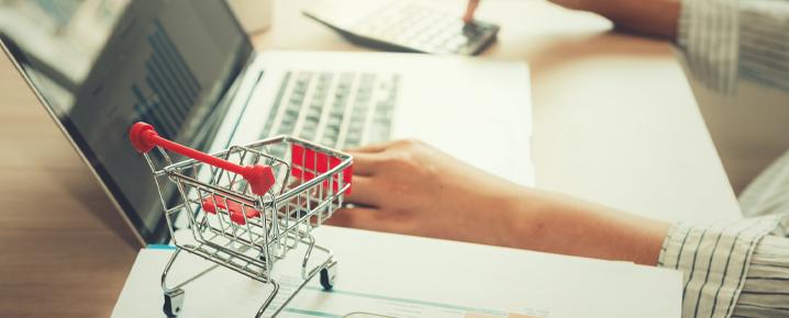 E-commerce Site Operation Service