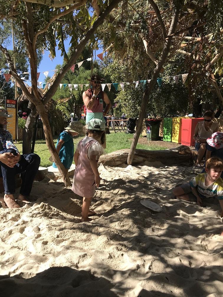 Australia Music Event Kids' Play Area
