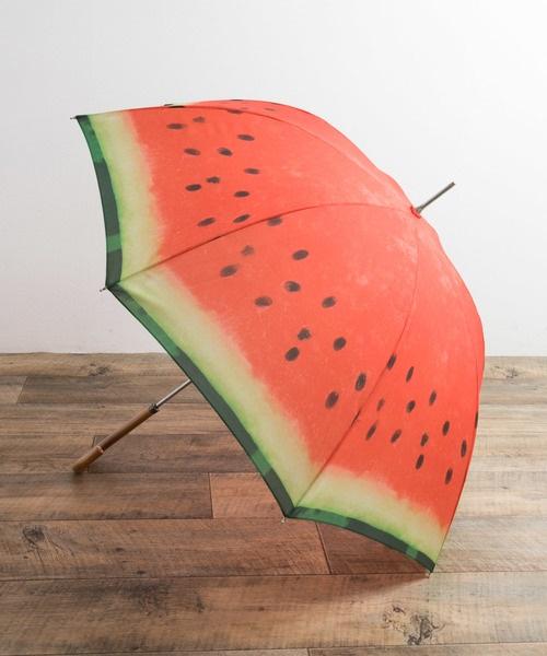 スイカの傘