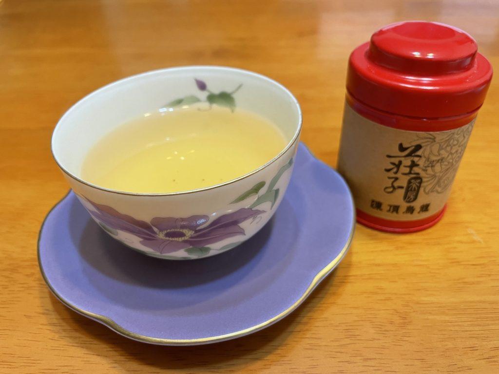 台湾のお茶 Taiwanese tea