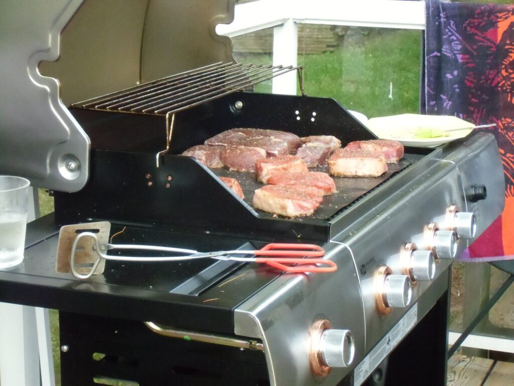 BBQ stove